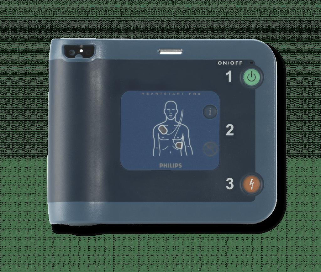 Défibrillateur Philips FRx