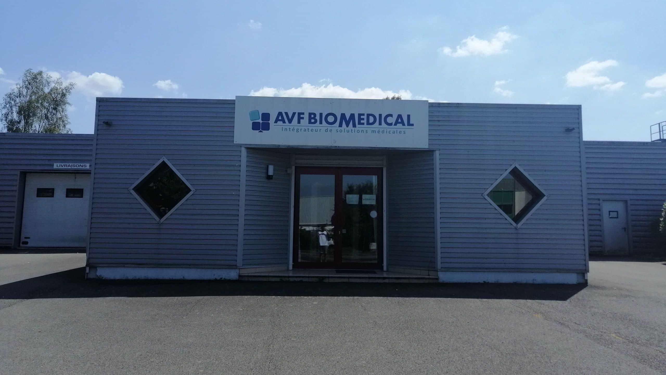 Siège Social AVF Biomédical