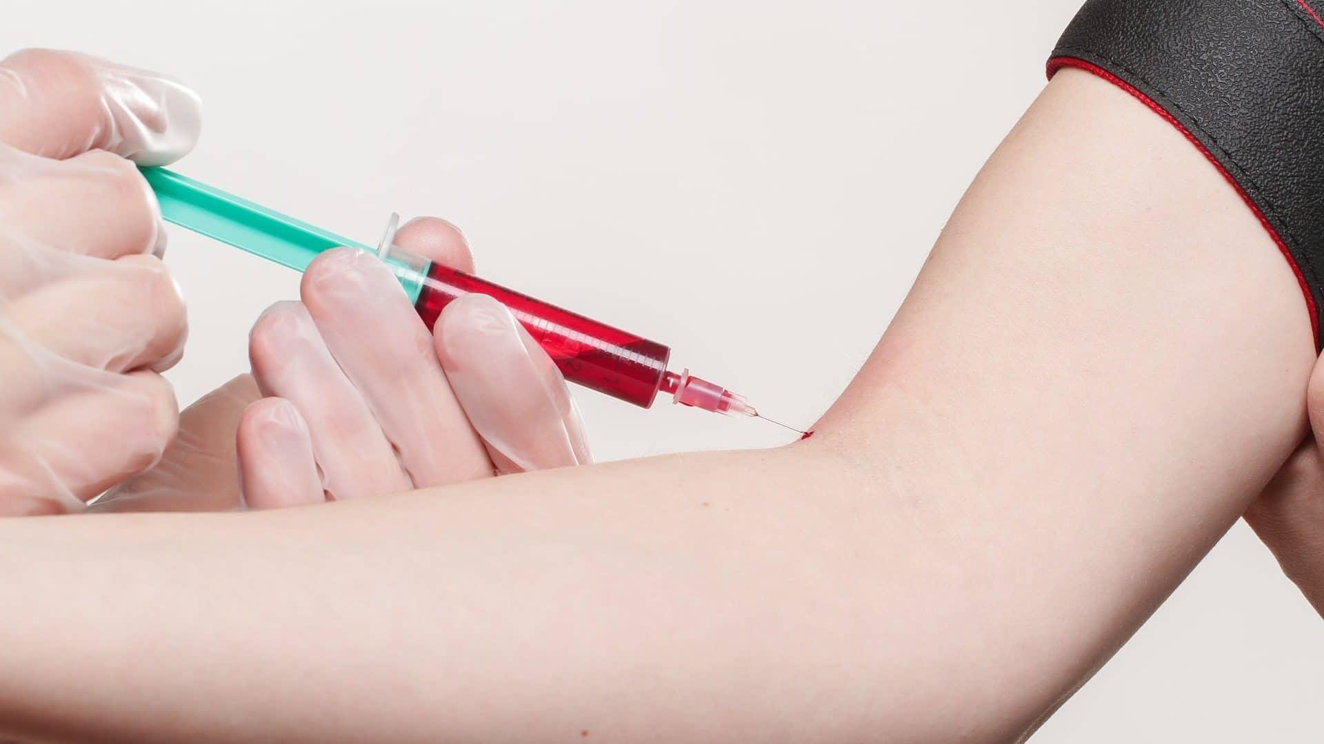 Réaliser une prise de sang sur veine difficile